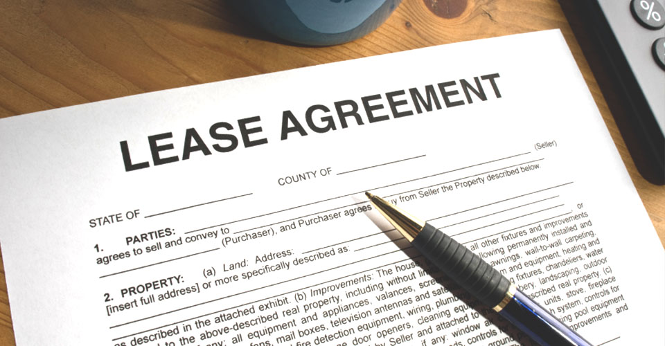 all you need to know about leases